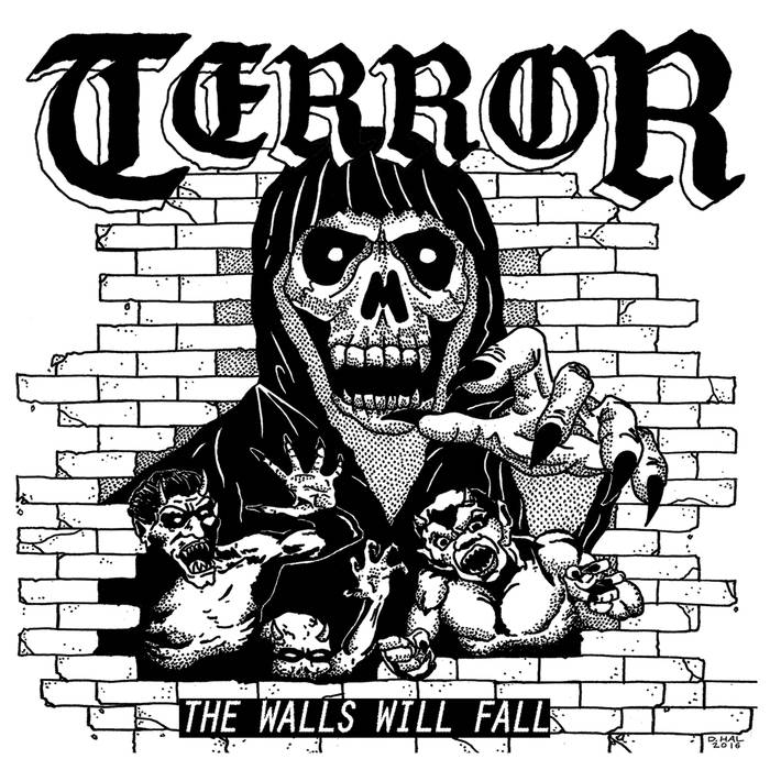 Terror – The Walls Will Fall