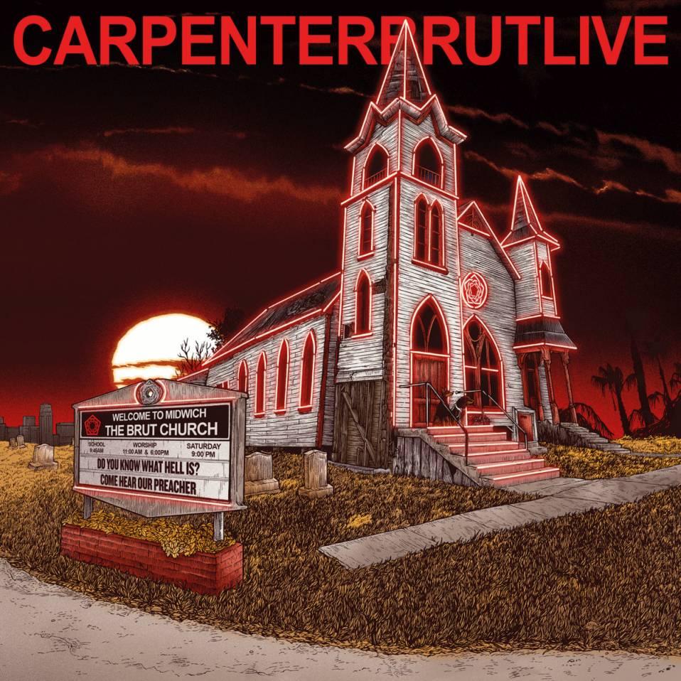Carpenter Brut – CARPENTERBRUTLIVE
