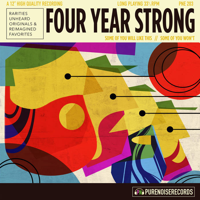 Four Year Strong – Some Of You Will Like This, Some Of You Won't