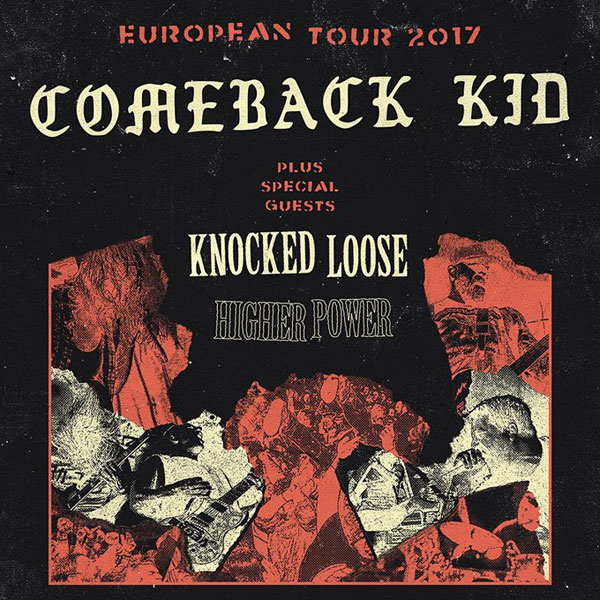 Live-Report: Comeback Kid/Knocked Loose/Higher Power