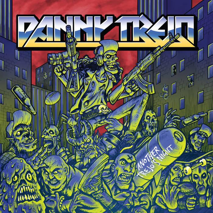 Danny Trejo – Another Trejo's Night