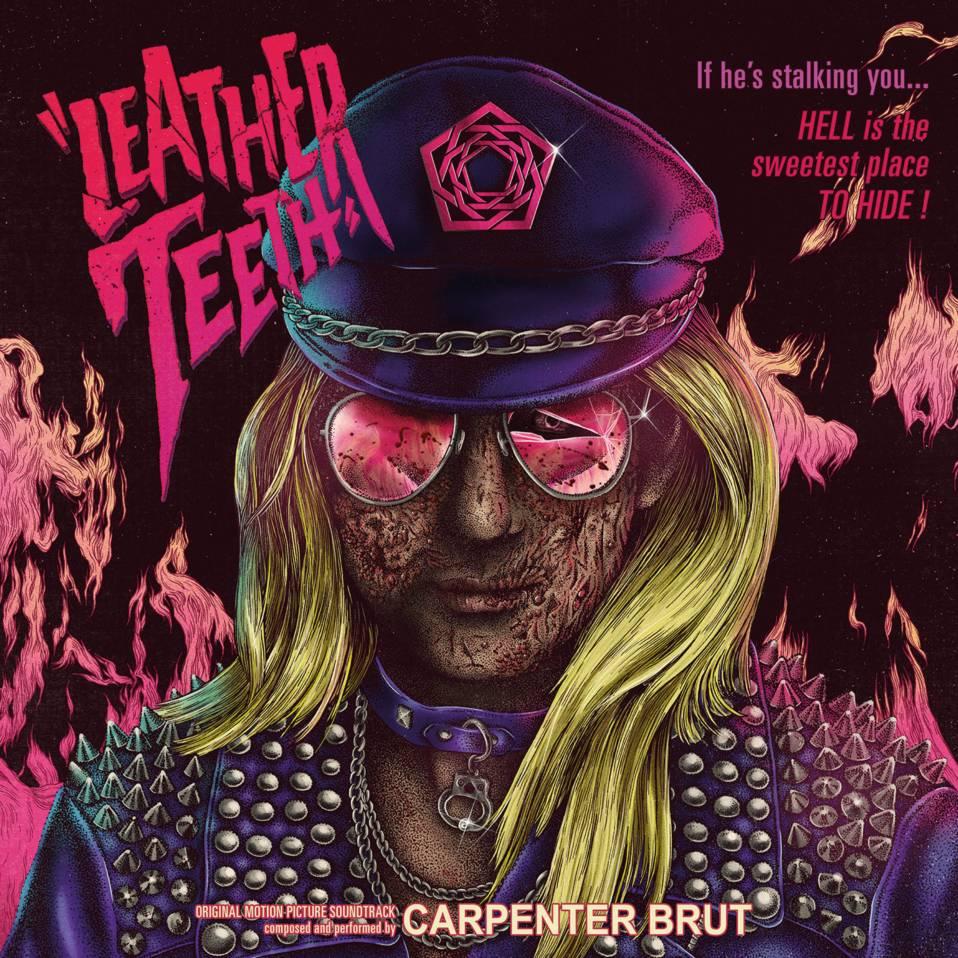 Carpenter Brut – Leather Teeth