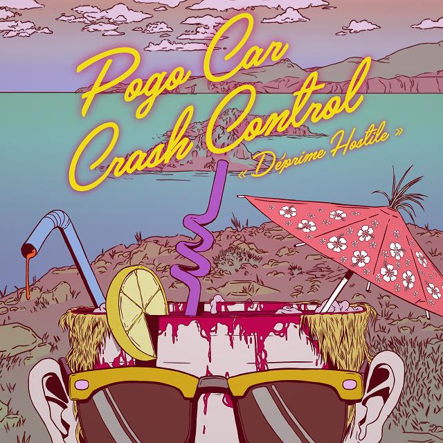 Pogo Car Crash Control – Chroniques et Interview