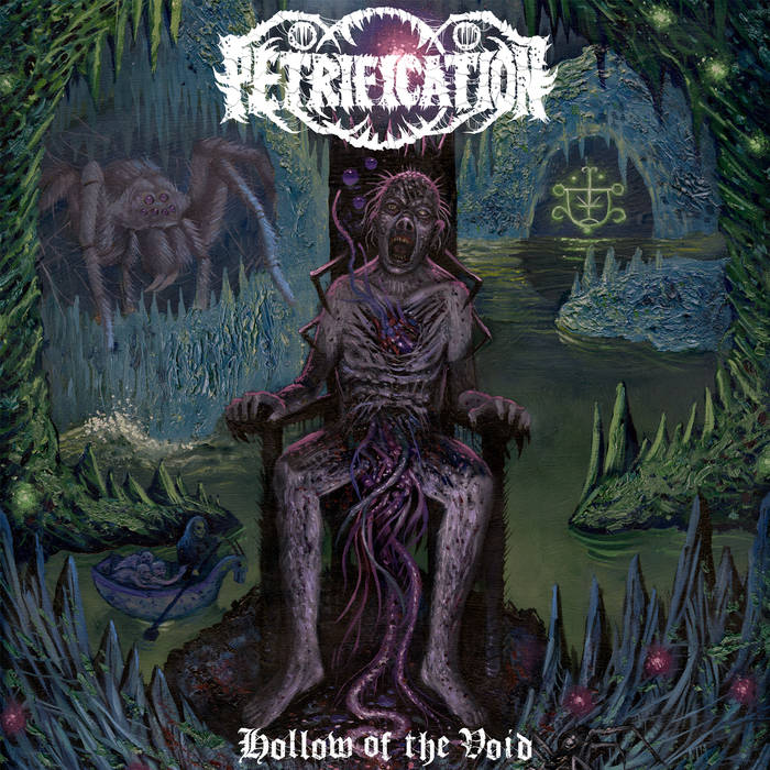Petrification – Hollow Of The Void