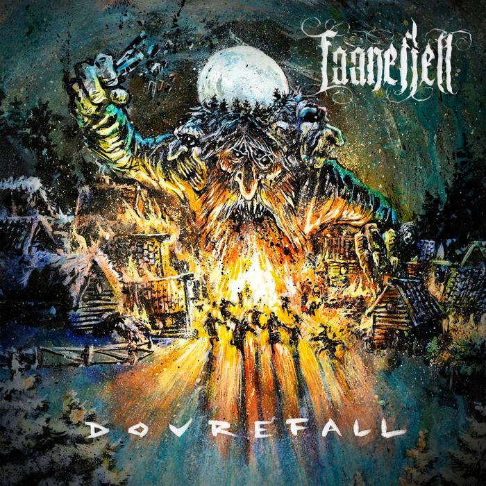 Faanefjell – Dovrefall