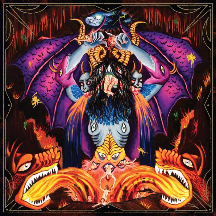Devil Master – Satan Spits On Children Of Light