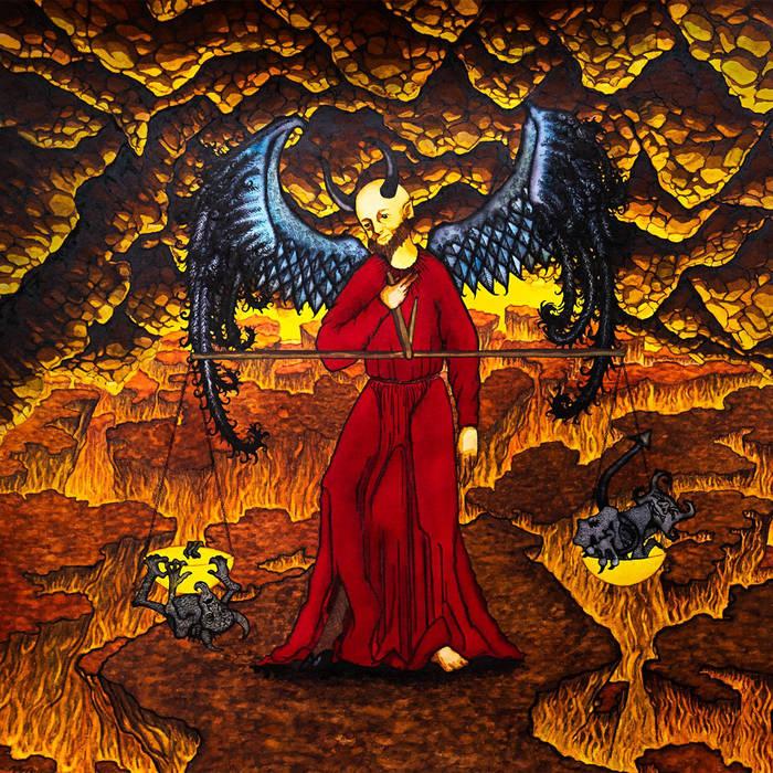 Ligfaerd – Den Ildrøde Konge