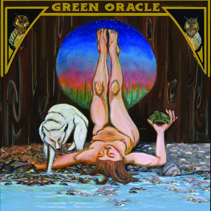Green Oracle – S/T