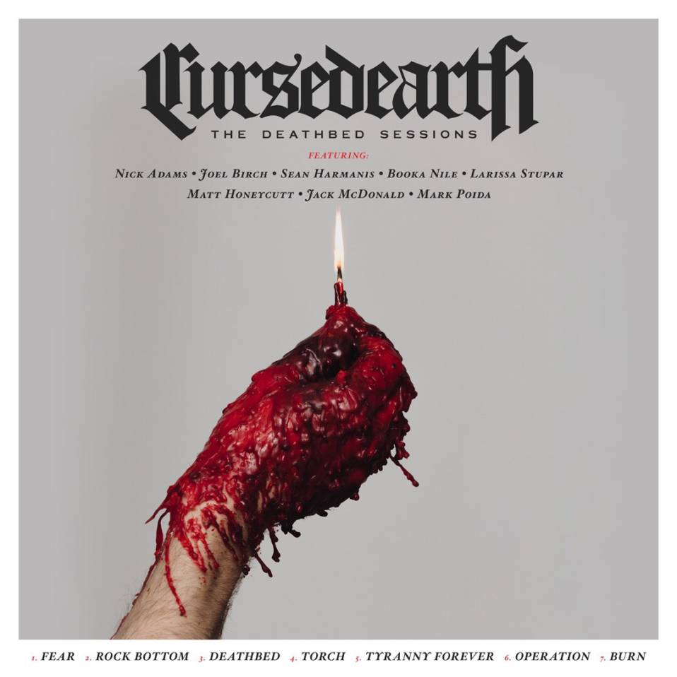 Cursed Earth – The Deathbed Sessions
