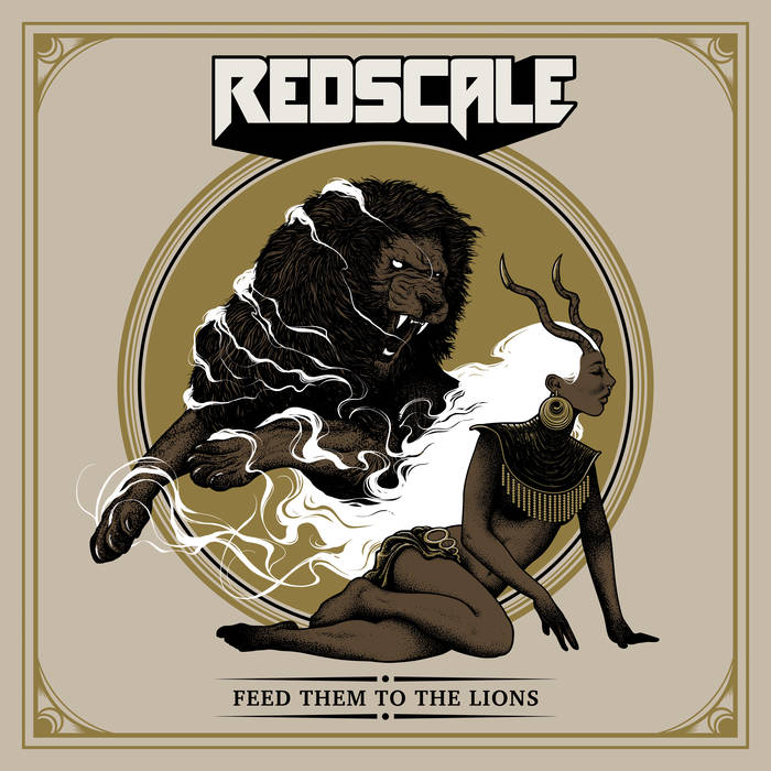 Redscale – Feed Them To The Lions