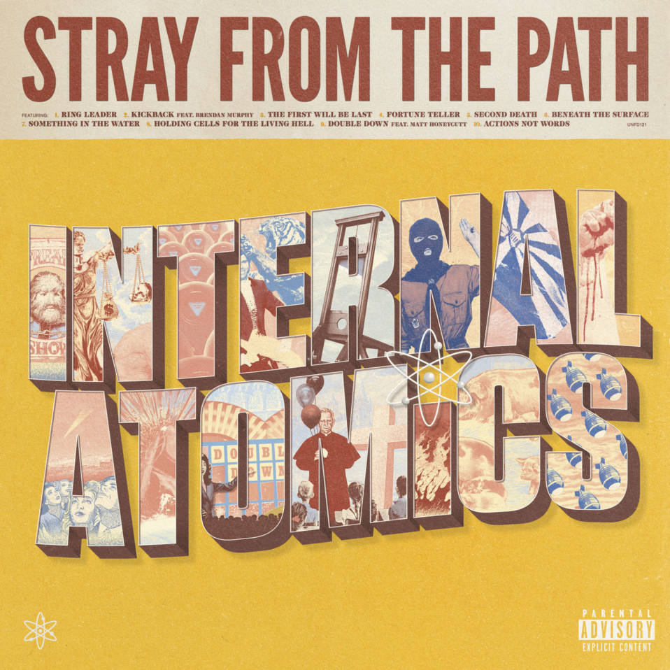 Stray From The Path – Internal Atomics