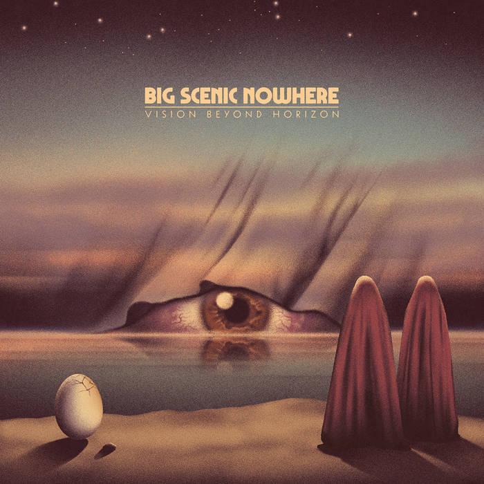 Big Scenic Nowhere – Vision Beyond Horizon