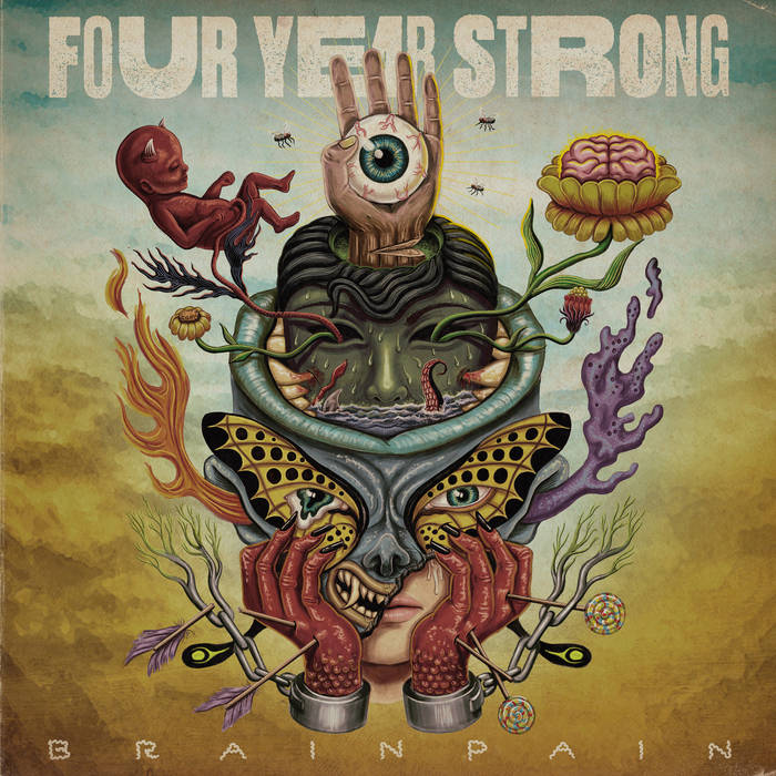 Four Year Strong – Brain Pain