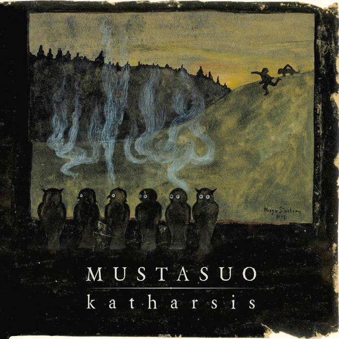 Mustasuo – Katharsis
