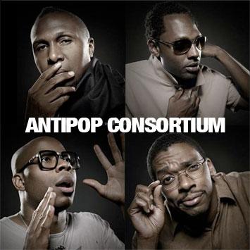 Antipop Consortium + APSCI – 09 novembre 2009 – Maroquinerie – Paris