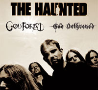The Haunted + God Forbid + God Dethroned - 29 novembre 2005 - Nouveau Casino - Paris