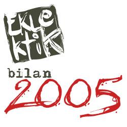 Bilan 2005 krakoukass