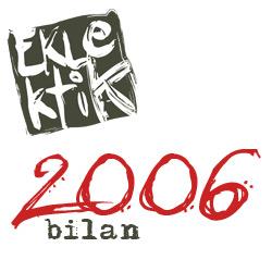 Bilan 2006 krakoukass